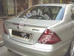 Benz w203 tail lamp led