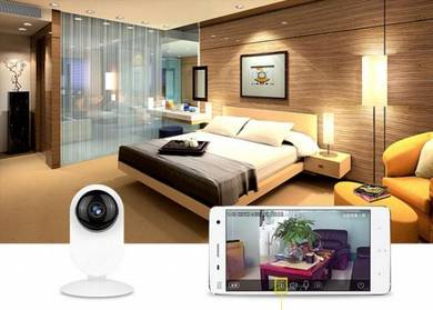Cctv ip camera wireless connect phone night vision