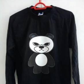 B3ar Panda longsleeve tshirt