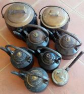 Cast iron items
