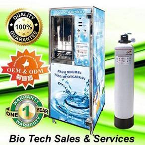 Quality Stainless Steel Water Vending Machine - FM