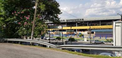 Seremban town land for sale