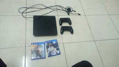 PlayStation 4 take all like in the picture