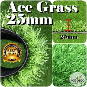 Ace 25mm Green Artificial Grass Rumput Tiruan 23