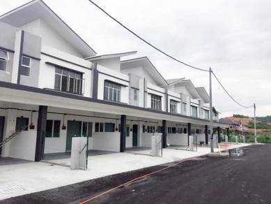 Brand New Townhouse Taman University Bangi CCC on Nov 2018