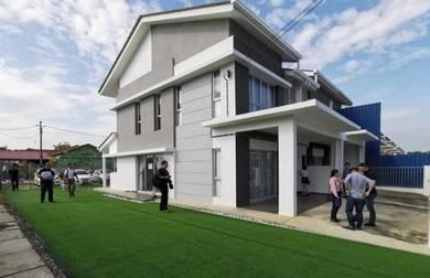 BARU 2-tingkat Bukit Rahman Putra ZERO deposit