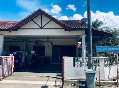 [LAMAN LUAS DAN CANTIK] Corner Lot Teres Taman Chengal Lempong Damai