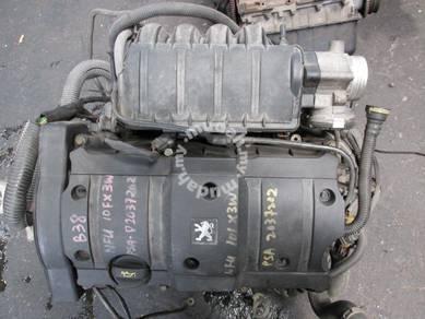 JDM Engine Empty Peugoet 206 NFU 16 Valve