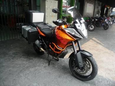 Ktm 1190 adventure special price offer