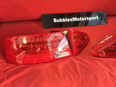 Audi facelift tail lamp A5 RS STYLE original
