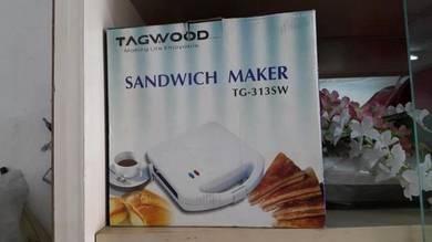 Tagwood sandwich maker /pembakar roti