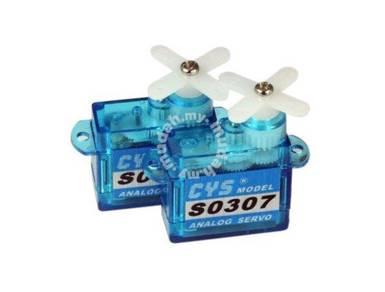 CYS-S0307 3.7g Mini Plastic Gear servo