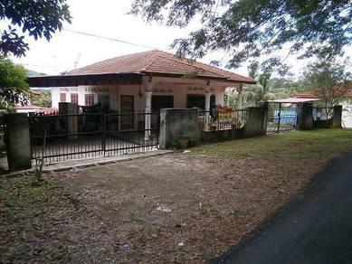 1.5 Storey Bungalow at Jalan Raja Idris, Kuala Kangsar