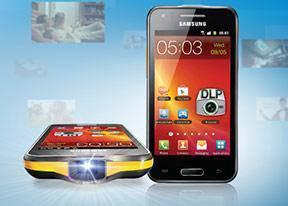 Samsung I8530 beam