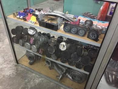 Fuel regulator and peformance part