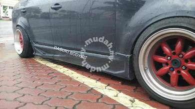 Side Skirt Saga BLM FLX Votex