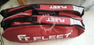 Fleet Double Compartments Bag