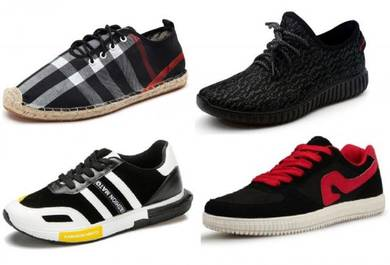 F01 : [4-In-1] CASUAL SNEAKER SPORT KASUT SHOES