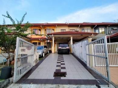 [DEKAT MASJID] 2 Storey Terrace, Taman Desa Gemilang, UIA Gombak