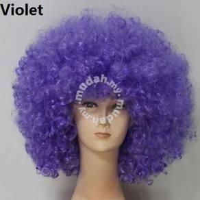 Cospaly Multicolor Explosive Wig - UM001 VIOLET