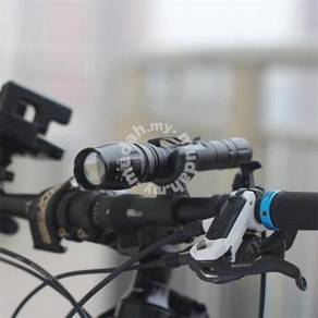 360 Bicycle Holder Clipder For Flashlight Torch
