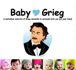 IMPORTED CD Baby Love Grieg (2CD)