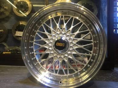 Bbs rs wheels 19inc for bmw f10 e90 f30 e36 e46