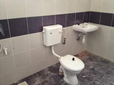 Lan services tukang baiki tandas singki keramat