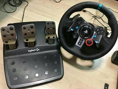Logitech G29 Driving Force PS3 PS4 PC