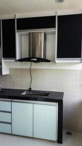 Kitchen/wardrobe lokasi:selangor dan k.lumpur.s96