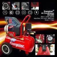 Energizer EZC24D 2.0hp 24L Air Compressor