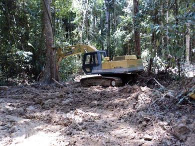 Excavator pekan & kuantan