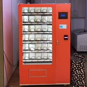 Vending machine to let go