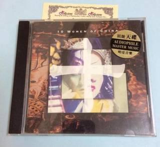 CD 10 WOMEN oF CHINA
