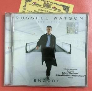 CD Russell Watson - Encore