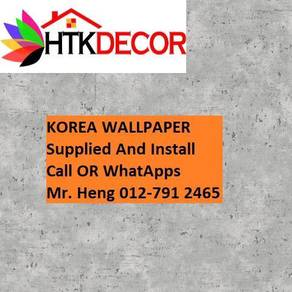 Classic Wall paper with installation 99EG