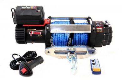 4x4 4wd dd es 9500 plasma rope eletronic winch