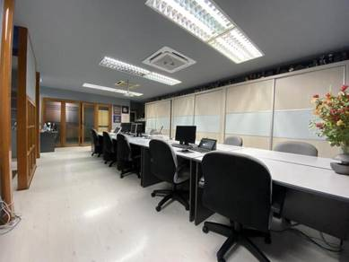 Move in and operate! lintas square office lot luyang kota kinabalu