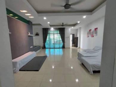 Renovated Double Storey Terrace, Astana Park Home Fasa D (Tijana)
