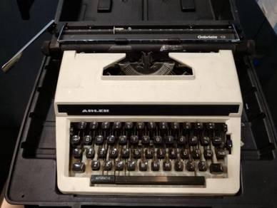 Adler Vintage Typewritter
