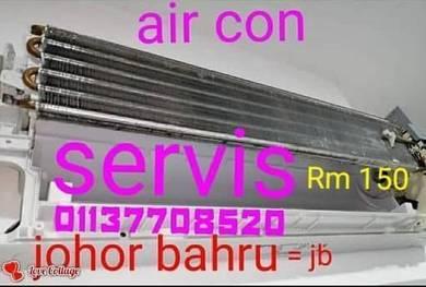 Service air con