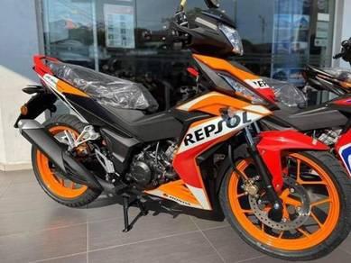 Honda rs150 std/repsol!! 0 deposit! full loan!!