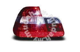 Bmw e46 99 to 02 tail lamp cystal system
