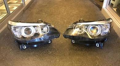 BMW E60 Facelift Head Lamp LCI