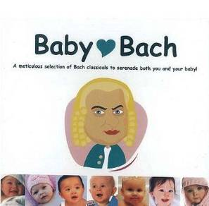 IMPORTED CD Baby Love Bach (2CD)