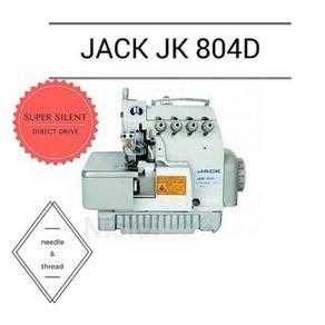 Jack jk mesin terbaru 804d (NEW SET)