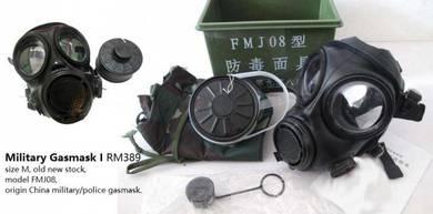 Military or Police Gasmask FMJ08 FMJ05