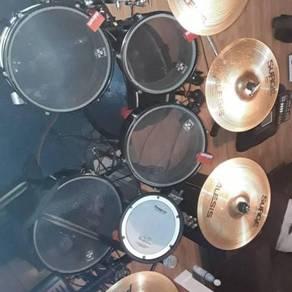 Pear Roland drum