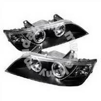 Bmw z3 96 to 02 head lamp led ring black