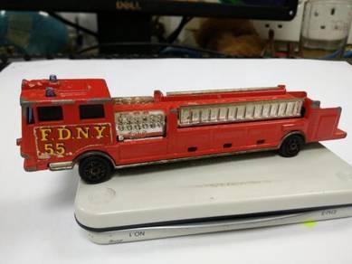 Vintage majorette firetruck